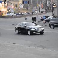Кортеж Порошенко или лимузине по 750 тысяч долларов