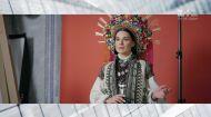 Марія Єфросиніна сфотографувалася у національному вбранні нареченої
