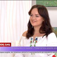 """Переможниця Голосу країни-8 Олена Луценко презентувала кліп на пісню """"Над Україною"""""""