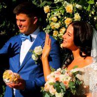 Выйти замуж за принца: репортаж со свадьбы Анастасии Кожевниковой