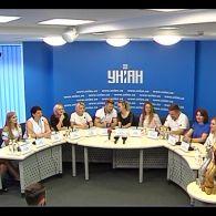 Прес-конференція щодо дебютної участі команди із України у фестивалі World Bodypainting Festival