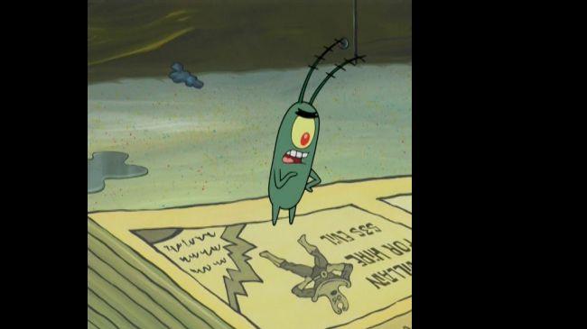 Губка Боб Квадратні Штани 8 сезон 176 серія. Морські суперзлочинці об'єднуються. Гниле фрікасе