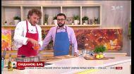 Готовим суп авголемоно с кулинарным экспертом Евгением Клопотенко