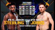 UFC. Алджамейн Стерлінг - Бретт Джонс. Відео бою