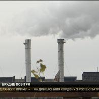 У столиці виміряють рівень шкідливих речовин у повітрі за допомоги пересувної станції