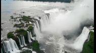 Мир наизнанку 10 сезон 11 выпуск. Бразилия. Водопад Игуасу и знакомство с карликами