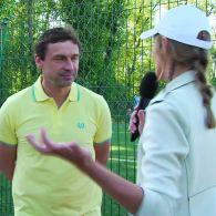 Владислав Ващук принял участие в благотворительном матче «Легенды футбола»