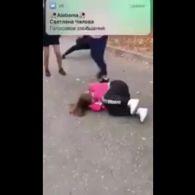 У парку Росії школярку жорстоко побили
