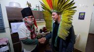 Исследователь Хосе Карлос Мерелис рассказал о неконтактном племени и культуре индейцев