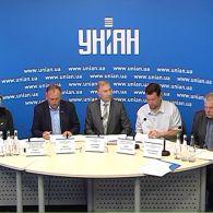 Прес-конференція на тему: «Про наступ на права профспілок, в тому числі майнові»