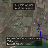 СБУ оприлюднила докази причетності російських військових до обстрілів Маріуполя