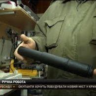 58-річний Сергій Марков із Рівного представив для фронту власний винахід - глушник для зброї