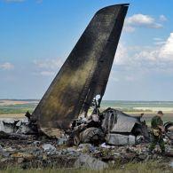 Сьогодні минає четверта річниця катастрофи українського військового літака Іл-76, збитого терористами