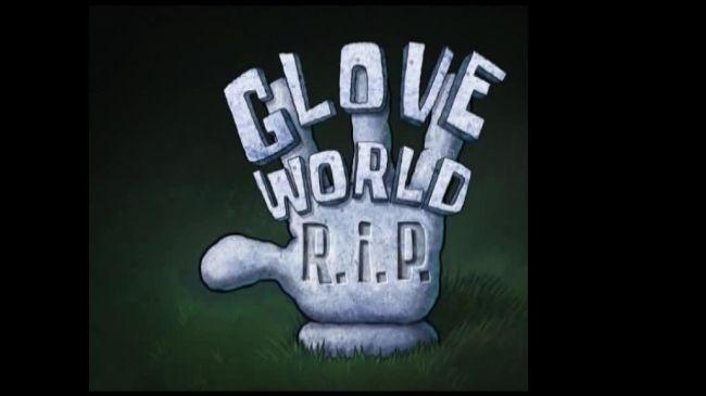 "Губка Боб Квадратні Штани 8 сезон 172 серія. Застигла гримаса. Кінець парку ""Рукавичка"""