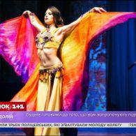 Чемпіонка зі східних танців, яка майже втратила слух - історія Діани Подолянчук
