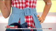 Широкий джинсовий пасок – Дорого за недорого