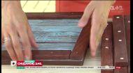 Як створити піднос із дощок старого паркану - Осінь на дачі