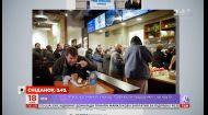Новости США: рекордный шатдаун и фаст-фуд на серебряных подносах