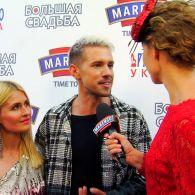 Маркус Рива спел на украинском с певицей Мятой и признался, занято ли его сердце