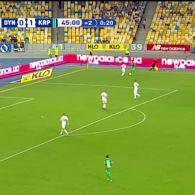 Динамо – Карпати – 0:2. Відео матчу