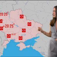 Цього тижня в Україні температура повітря піднялась вище, ніж в північних країнах Африки