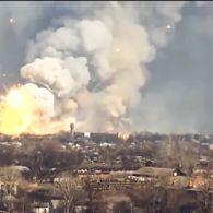 Взрывы на военных складах - на самом деле выгодный бизнес для власти