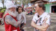 Рокерський бразильський Дід Мороз розповів про любов до свого ремесла та його складнощі