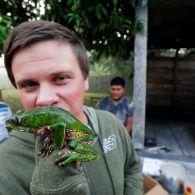 Как Комаров от яда жабы едва не умер или знакомство с племенем Шанинауа