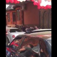 Масова бійка на чеченському весіллі