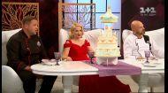 Торт з каруселлю і кониками від Наталії Микуліч. Король десертів. 1 сезон 1 випуск