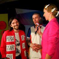Антон Савлепов отпраздновал 30-летие на сцене