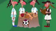 Козаки. Футбол 20 серія. Ізраїль
