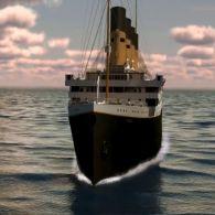 """Копія """"Титаніка"""" відтворить історичний маршрут у 2022 році (відео)"""