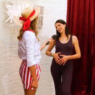 Валентина Хамайко продолжает вести активную жизнь, будучи в четвертый раз беременной