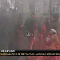 Під російськими дипустановами в Україні прокотились акції протесту