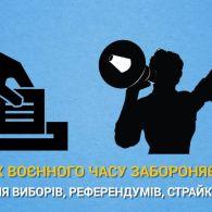 Воєнний стан на 30 днів: що потрібно знати кожному українцю
