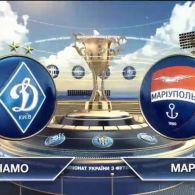 Динамо - Маріуполь - 4:0. Відео матчу
