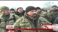 Бойцы 53 отдельной механизированной бригады пешком отправились в Николаев