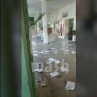 Відео із керченського коледжу