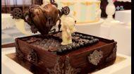 Десерт у вигляді серця і янгола від Руслана Вичерова. Король десертів. 1 сезон 1 випуск