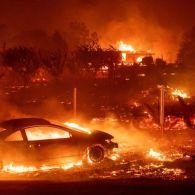 Вогняний апокаліпсис у Каліфорнії
