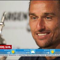 Тенісист Олександр Долгополов святкує своє 30-річчя