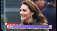 Кейт Миддлтон не смогла ответить на вопрос школьницы о королеве