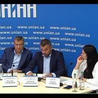 Прес-конференція представників «Павлоградзернопродукт»