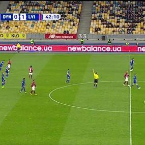 Матч ЧУ 2018/2019 – Динамо – Львів – 0:1