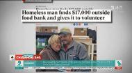 Безхатько в США знайшов 17 тисяч доларів, які віддав на благодійність