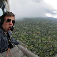 Світ навиворіт 10 сезон 3 випуск. Бразилія. Пошуки дикого племені і видобування каучуку