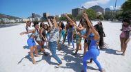 Свято танцю на пляжі у Ріо-де-Жанейро під MONATIK