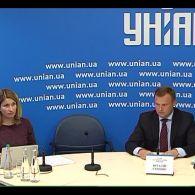 Прес-конференція лідера Аграрної партії України Віталія Скоцика