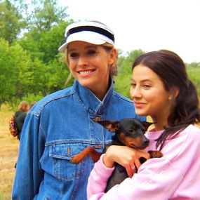 Украинские звезды приняли участие в забеге с собаками